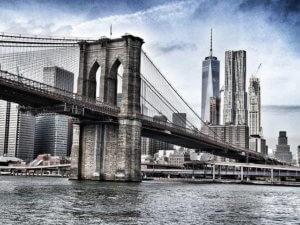 Taucherkrankheit - Brooklyn Bridge